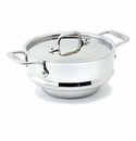 All Clad All-Purpose Steamer with Lid (3QT)