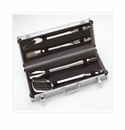 All Clad Barbecue Tool Set with Case