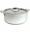 All Clad MC2 6 Quart Stockpot with Lid