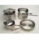 All Clad MC2 8 Piece Cookware Set
