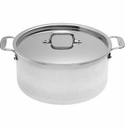 All Clad MC2 8 Quart Stockpot with Lid