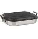 All Clad Stainless Steel Lasagna Pan with Lid