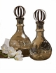 Amber Luster Decanter (Each Decanter is Sold Separately) Home Decor