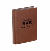 American Bar: The Artistry of Mixing Drinks