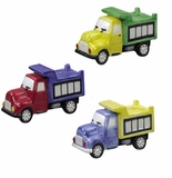 Andrea by Sadek 3 Assorted Children Truck Banks