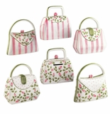 Andrea by Sadek 6 Assorted Purse Banks