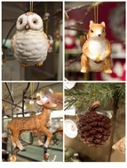 Andrea by Sadek Animal Ornaments - Save 50%
