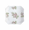 Andrea by Sadek Apple Blossom Square Plates (Set of 4)