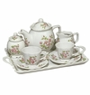 Andrea by Sadek Breakfast Tea Set Apple Blossom