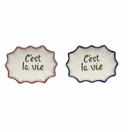 Andrea by Sadek C'Est La Vie Assorted Dishes (Set of 8)