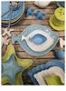 Andrea by Sadek Coastal Dinnerware - 50% Off!