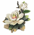 Andrea by Sadek Giant Cream Porcelain Magnolia
