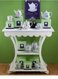 Andrea by Sadek Hand Painted Floral Tea Collection -  Save 40%