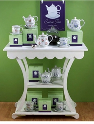 Andrea by Sadek Hand Painted Floral Tea Collection -  Save 50%