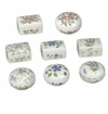 Andrea by Sadek Sweet Tea Decorative Boxes Set of 8 Assorted