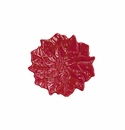 Andrea by Sadek Tea Bag Holders Red Poinsettia (6)