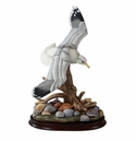 Andrea by Sadek Wingspread Sea Gull Bird Figurine