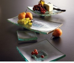 Annieglass Slab Glass Collection