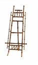 Antique Gold Bamboo Easel Home Decor