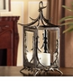 Antler Lantern by SPI Home