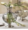 Arte Italica Giovanna Glass & Pewter Collection