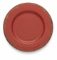 Arte Italica Scavo Red Charger Plate