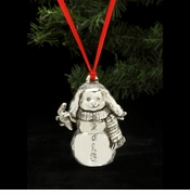 Arthur Court 2013 Snow Bunny Ornament