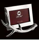 "Arthur Court Antler Photo Frame 4""X6"""