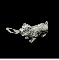 Arthur Court Bulldog Bottle Opener