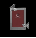 """Arthur Court Butterfly Picture Frame 5""""x7"""""""