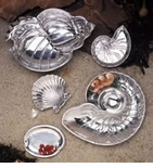 Arthur Court Designs Sealife Metalware