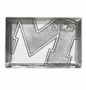 Arthur Court Ole Miss Catch All Tray
