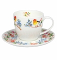 Ashdene Bone China Teacup & saucer Tree of Life