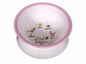 Baby Cie Ballerina Melamine Child's Suction Bowl