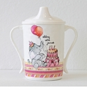 Baby Cie Celebrate Your Day Sippy Cup