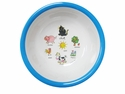 Baby Cie Farm Animal Melamine Child's Suction Bowl