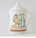 Baby Cie Imagine The World Sippy Cup