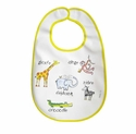 Baby Cie Jungle Animals Child's Bib