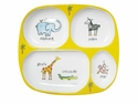 Baby Cie Jungle Melamine Child's TV Tray