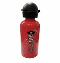 Baby Cie Pirate Child's Stainless Steel Water Bottle