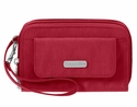 Baggallini Apple Wristlet Wallet with RFID Shield