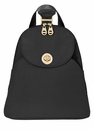 Baggallini Black Gold Cairo Backpack