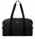Baggallini Black Large Travel Duffel Bag With Sand Lining