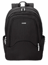 Baggallini Black Step Backpack With Sand Lining