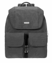 Baggallini Charcoal Mission Backpack