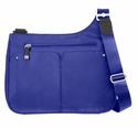 Baggallini Cobalt Stand Up Crossbody Bag