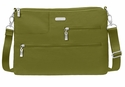 Baggallini Curry Tablet Crossbody Bag with RFID Shield