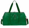 Baggallini Grass Step To It Duffel Tote Bag