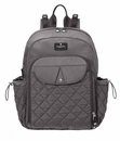 Baggallini Smoke Ready To Run Baby Backpack