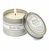 Barr Co Original Tin Travel Candle